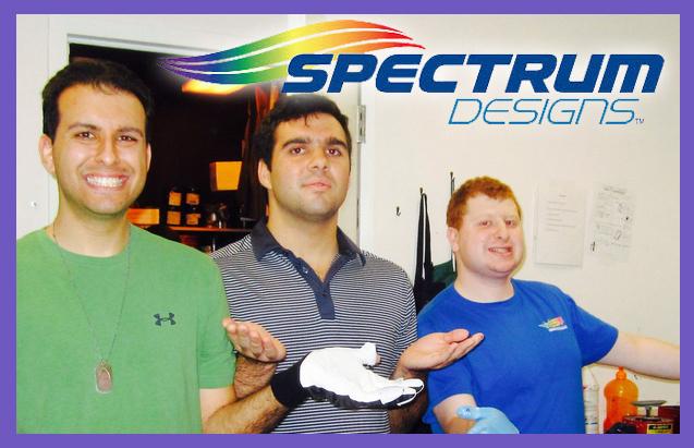 spectrum designs