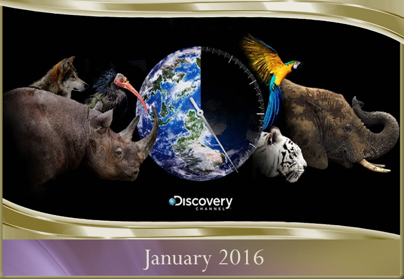 Jan 2016 Racing Extinction 2